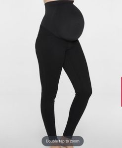Maternity Black Jeggings XS